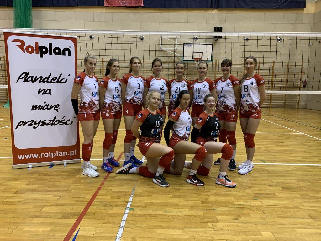 Juniorki w barażu o finał Mistrzostw Wielkopolski
