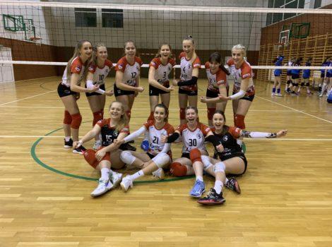 Seniorki – Mamy 3 Finał w tym sezonie – Mamy baraże o II ligę !!!