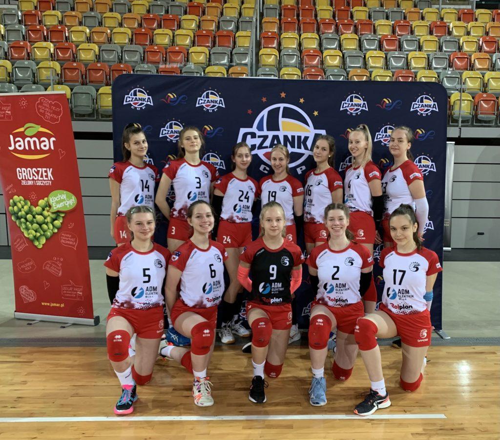 Finał Mistrzostw Wielkopolski Młodziczek – Harmonogram  spotkań !