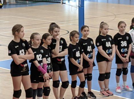 3 Zespoły Minisiatkarek w Półfinale Mistrzostw Wielkopolski!