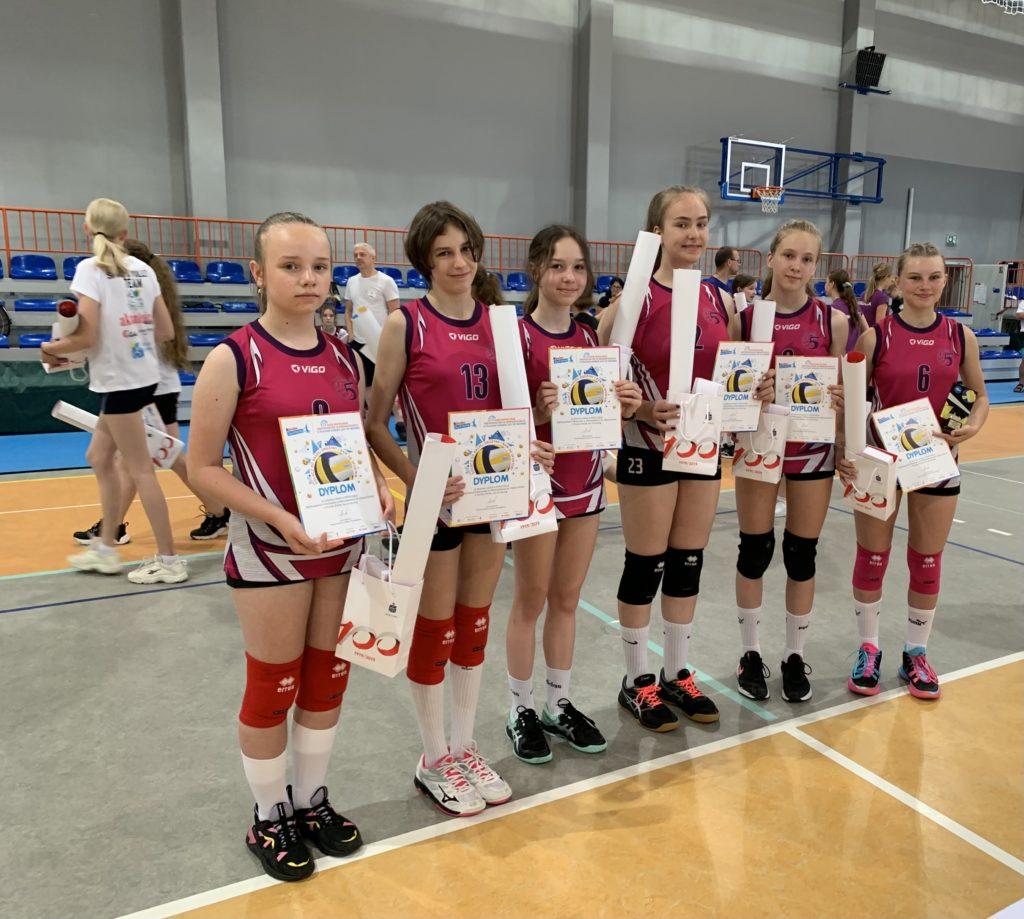 Czwórki dziewcząt 4 w Wielkopolsce !!